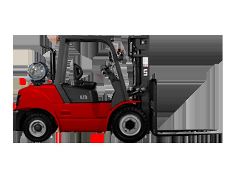 Forklift lpg4